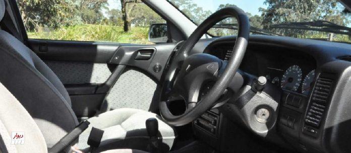 تجربه رانندگی با سیتروئن زانتیا 2 (CITROEN XANTIA2)