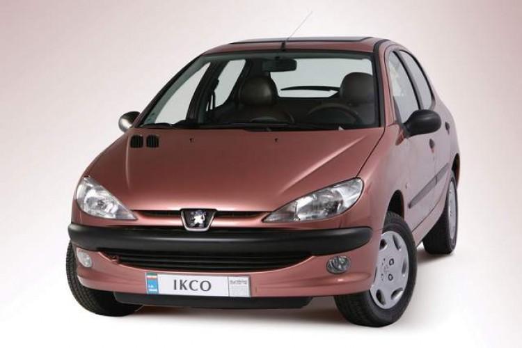 پژو 206 تیپ 5 - خرید خودرو از 200 تا 300