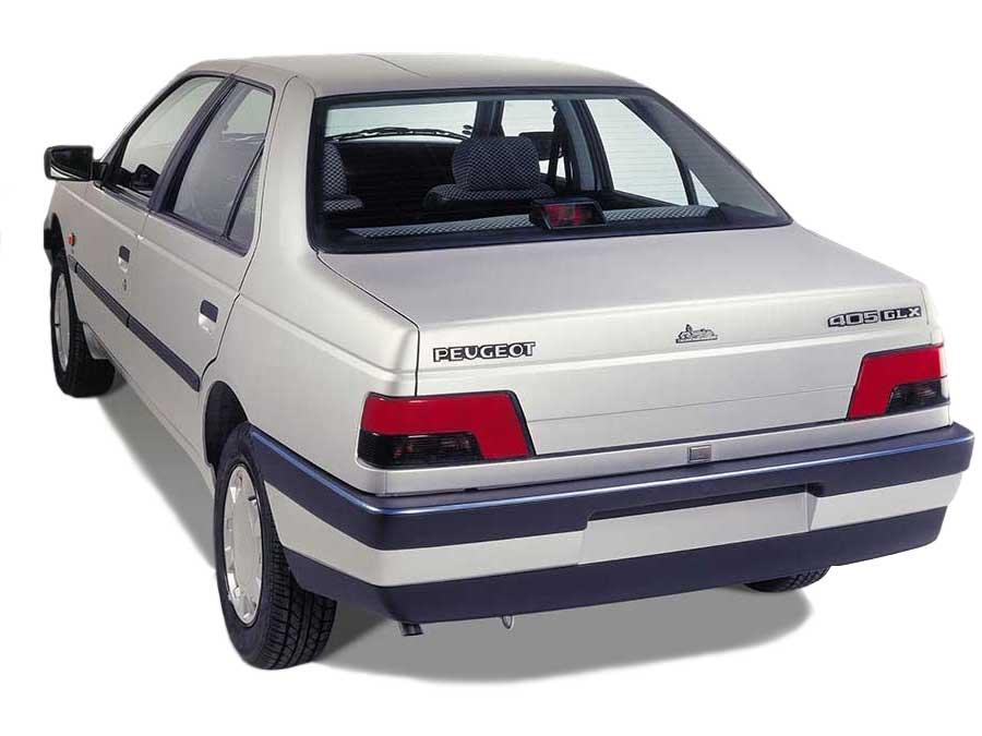 پژو 405 - راهنمای خرید خودرو بین 100 تا 200 میلیون تومان