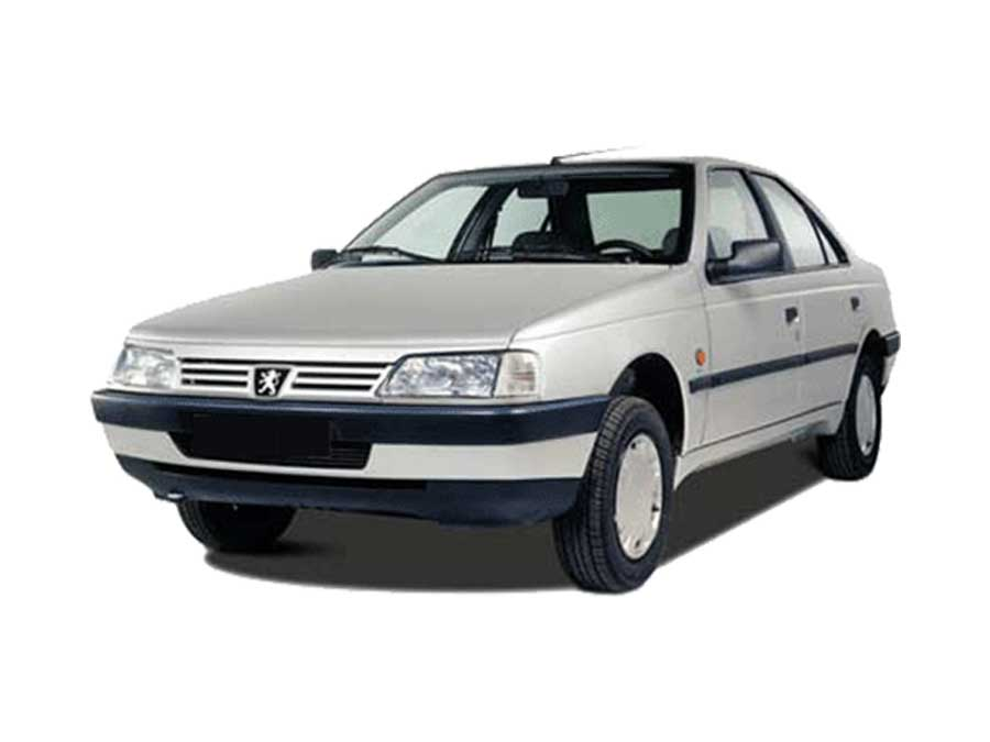 پژو 405 - خرید خودرو تا 100 تومان