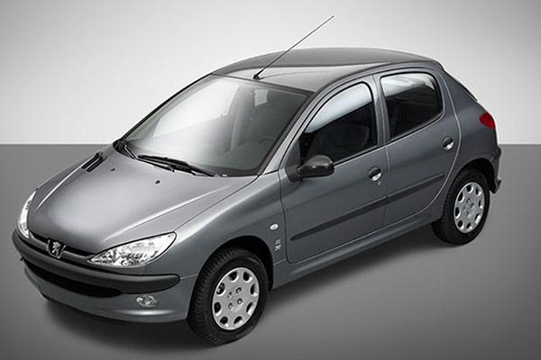 پژو 206 - راهنمای خرید خودرو تا 100 میلیون تومان