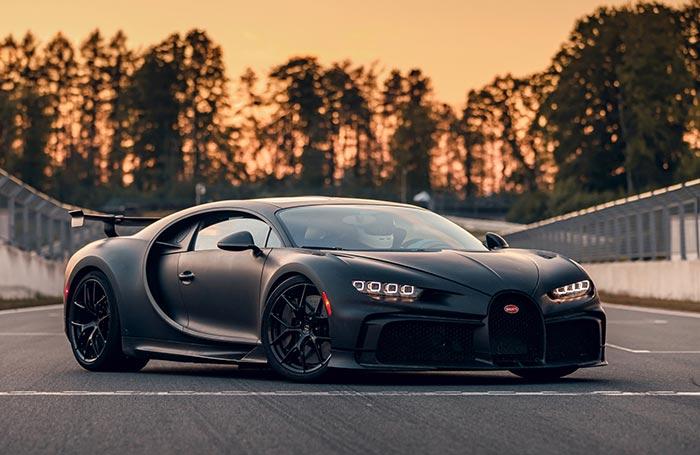 بوگاتی شیرون ؛ یکی از گرانترین خودروهای جهان