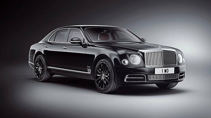 بنتلی مولسان مولینر - یکی از گرانترین خودروهای جهان