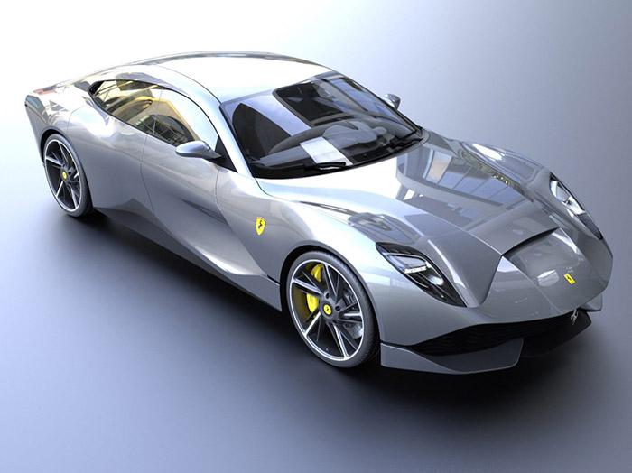 فراری GTC4 لوسو - یکی از گرانترین ماشینهای جهان