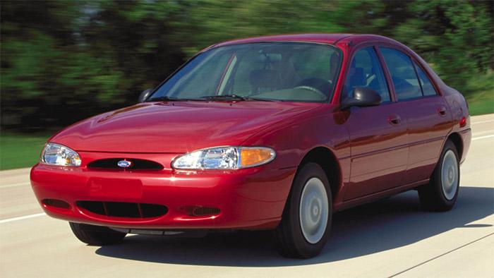 فورد اسکورت - نگاهی به پرفروشترین خودروهای تاریخ
