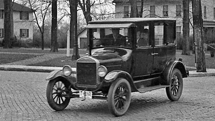فورد مدل T - نگاهی به پرفروشترین ماشین های تاریخ