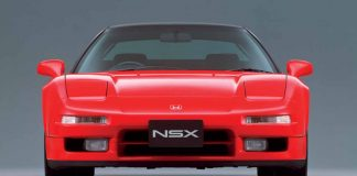 هوندا NS-X