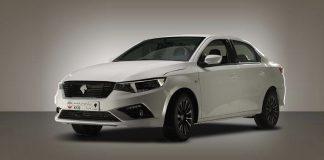 نگاهی به مشخصات فنی تارا ؛ محصول جدید ایران خودرو