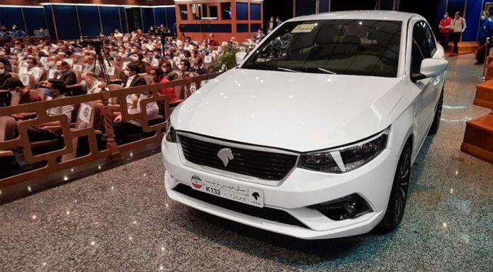 استقبال بالا از ثبت نام محصول جدید ایران خودرو