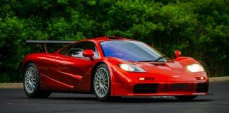 مکلارن اف یک - McLaren F1