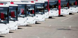 رونمایی از اولین اتوبوس برقی ایران