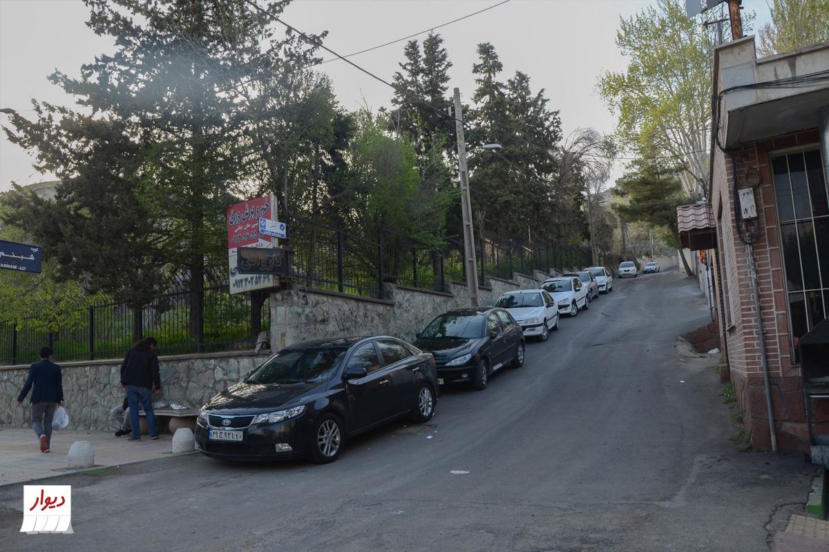 محله و شهر لواسان تهران
