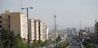 عکس محله سعادت آباد تهران