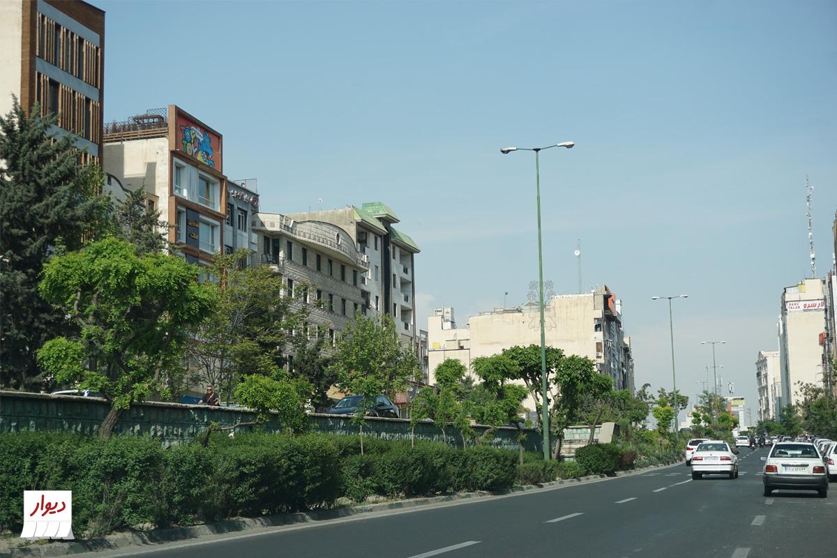 عکس سعادت آباد تهران
