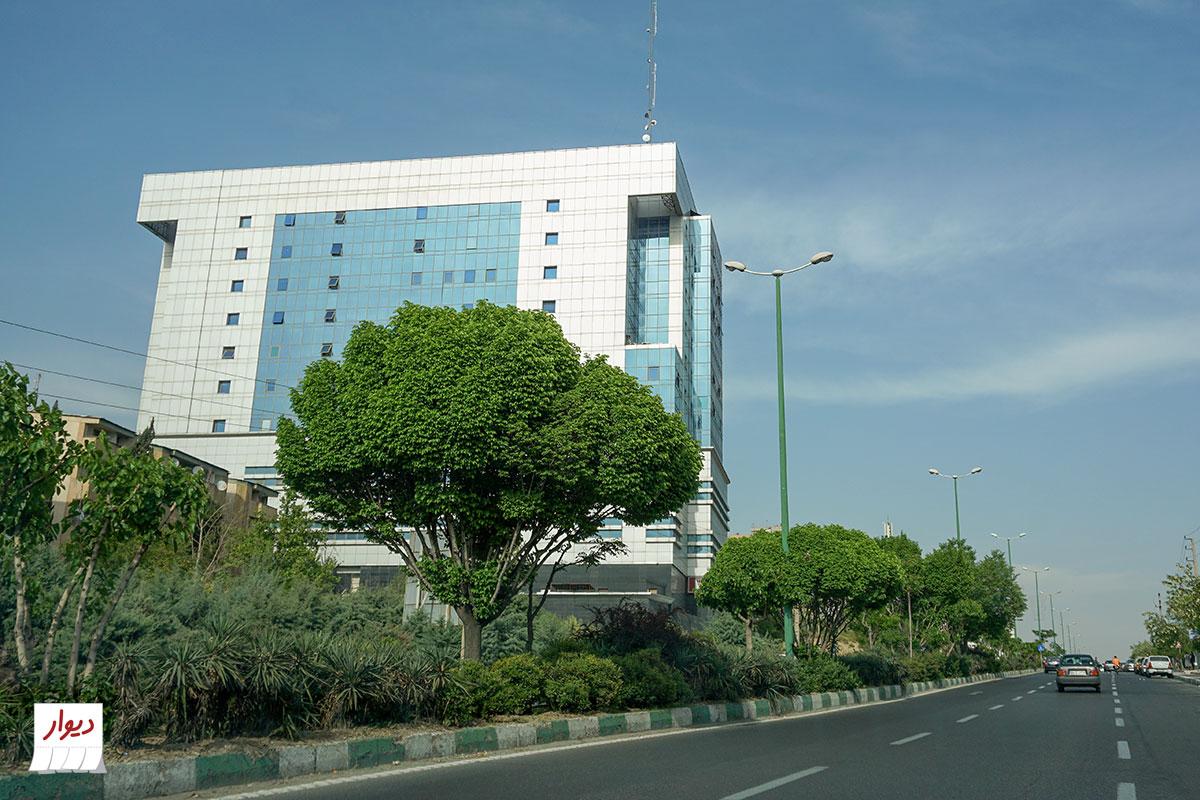 عکس شهرک غرب تهران