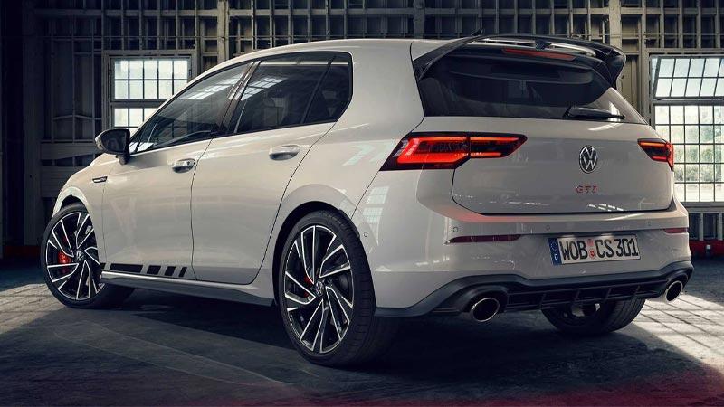 فولکس واگن گلف GTI مدل ۲۰۲۱