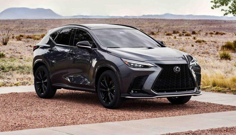 نسل جدید لکسوس NX مدل 2022
