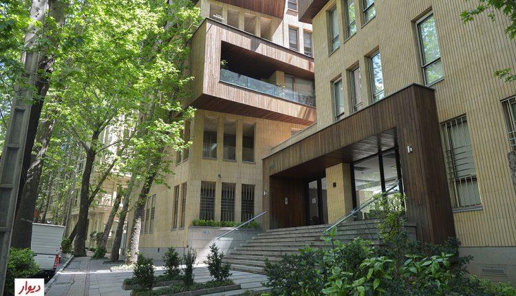 معماری خاص خانهها در نیاوران