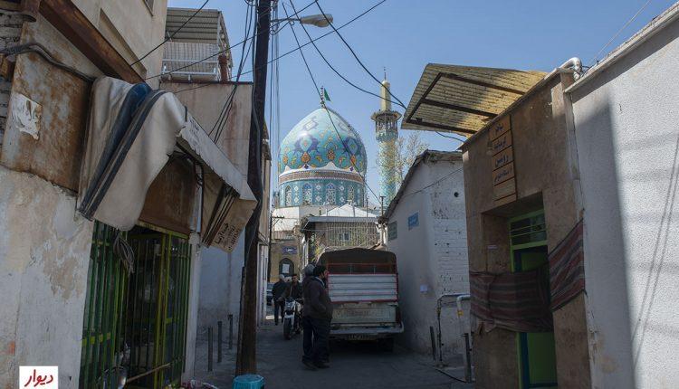 امامزاده صالح در میدان تجریش