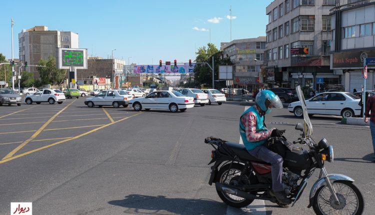 میدان توحید در محله ستارخان