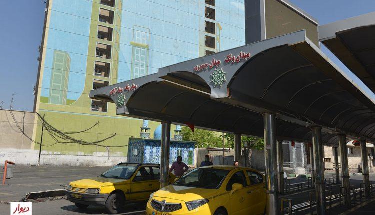 پایانه تاکسی ونک