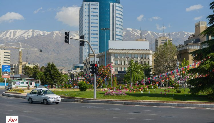 میدان ونک