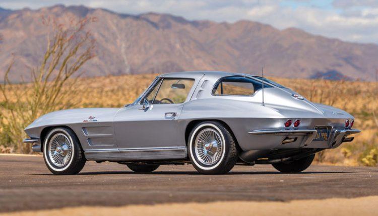 شورلت کورت مدل 1963