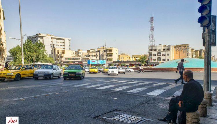 عکس میدان انقلاب تهران