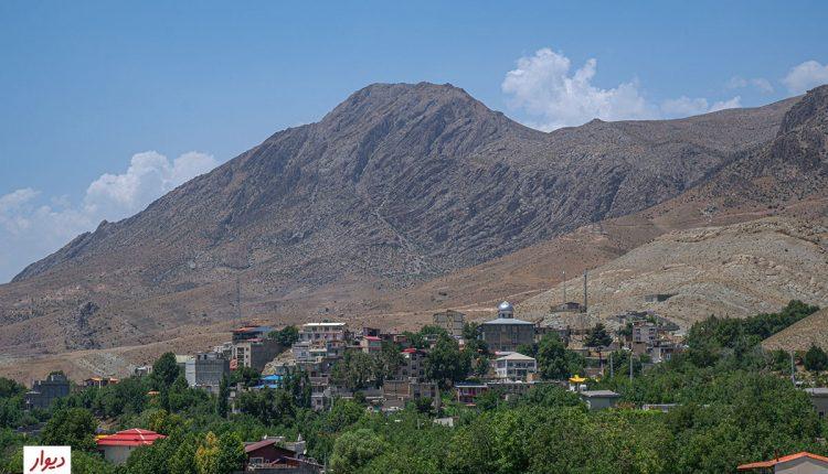 نمای طبیعت پردیس تهران