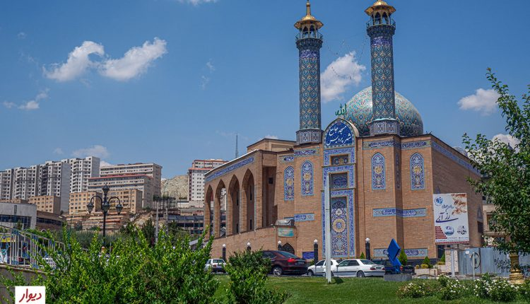 مسجد جامع پردیس