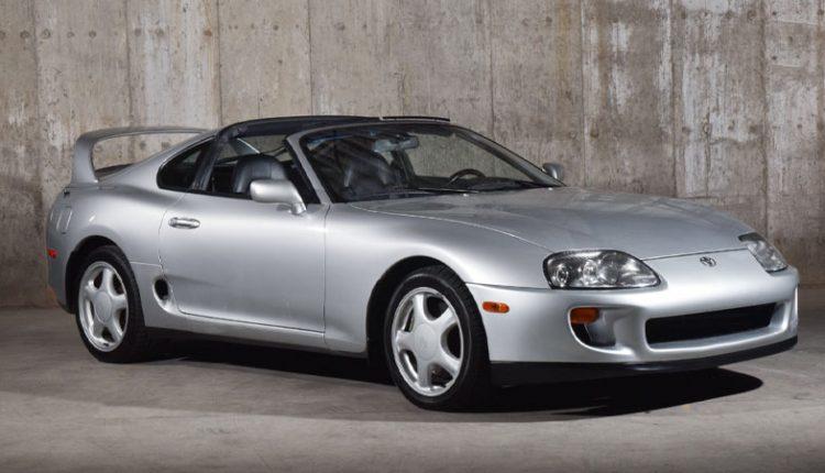 تویوتا سوپرا مدل ۱۹۹۵