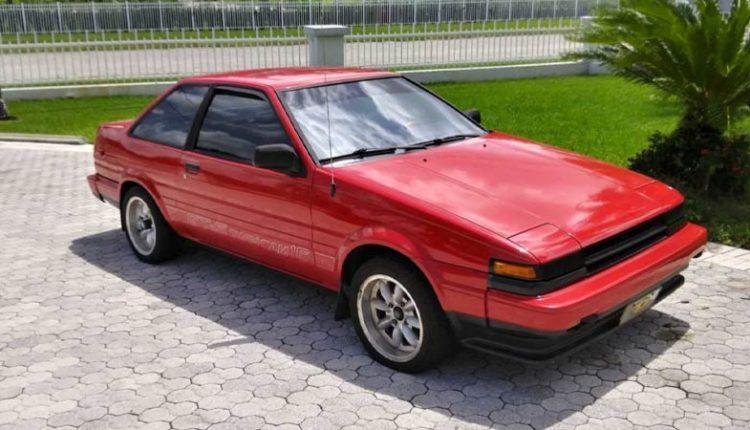 تویوتا کرولا GTS مدل ۱۹۸۵ - تاریخچه شرکت تویوتا