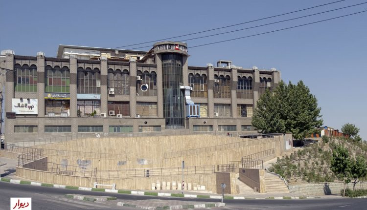 عکس از محله ولنجک تهران