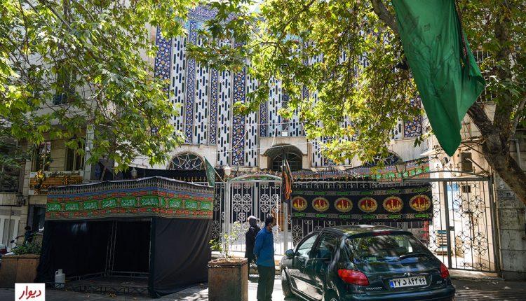 مسجد فرشته تهران